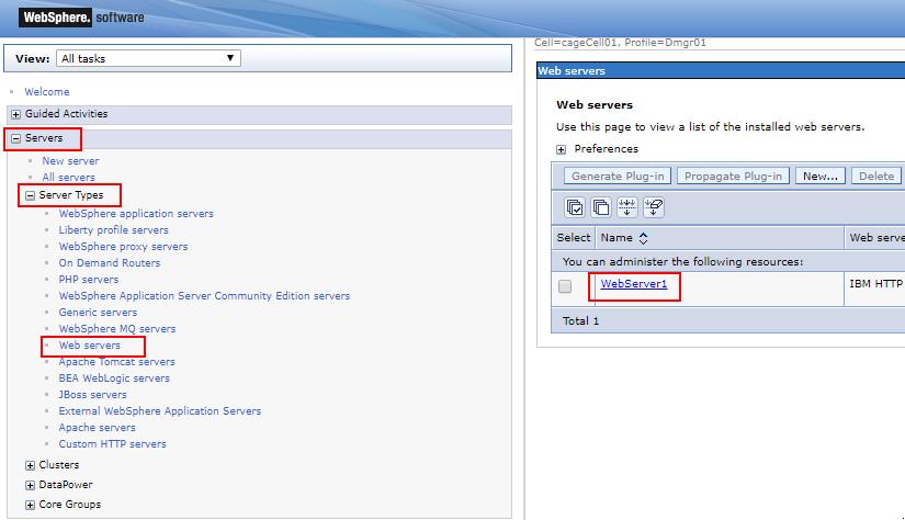 Web Server Config - Kudos Docs